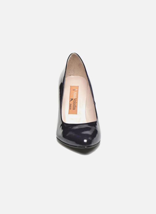 Zapatos de tacón Anna Volodia Avita Azul vista del modelo