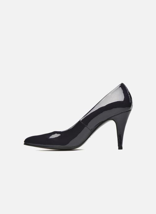 Zapatos de tacón Anna Volodia Avita Azul vista de frente
