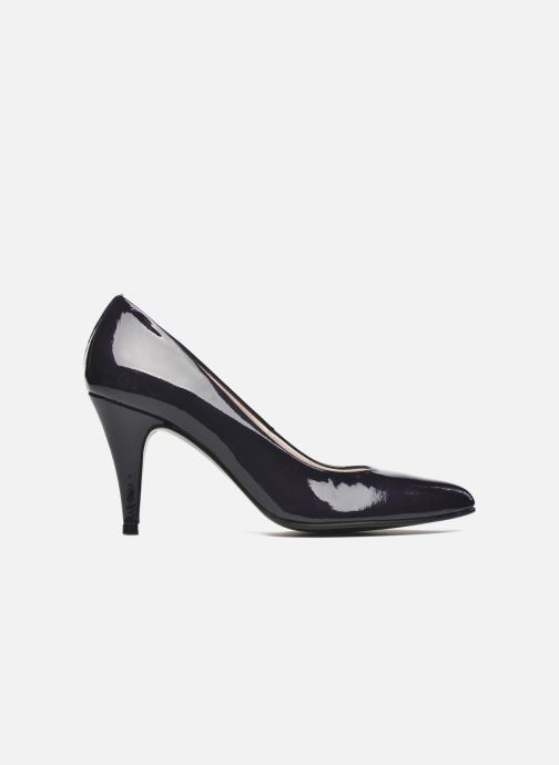 Zapatos de tacón Anna Volodia Avita Azul vistra trasera