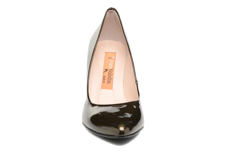 Escarpins Anna Volodia Avita Vert vue portées chaussures