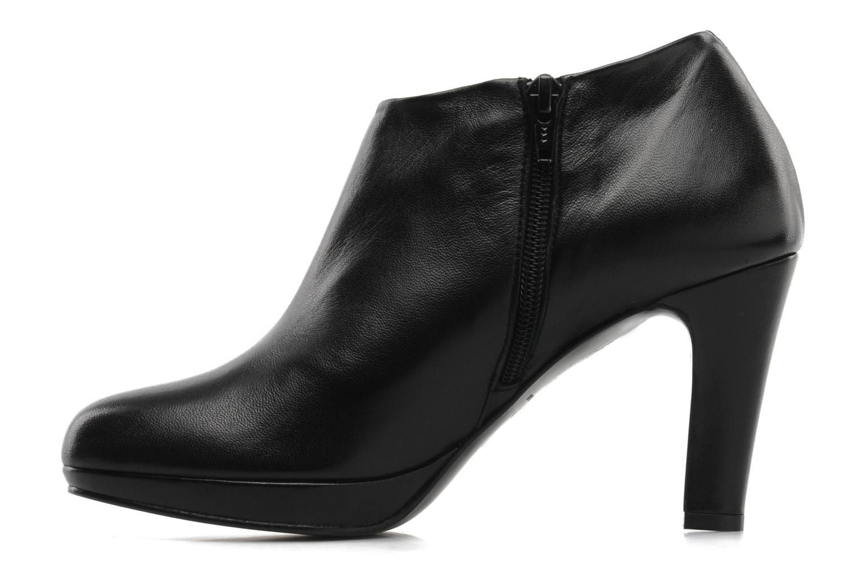 Bottines et boots Anna Volodia Aniora Noir vue face