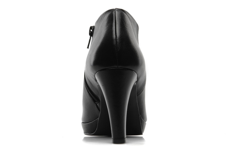 Bottines et boots Anna Volodia Aniora Noir vue droite