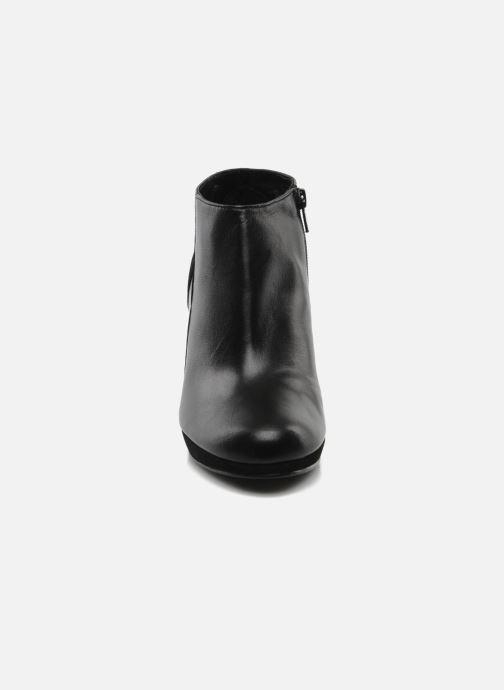 Bottines et boots Anna Volodia Aida Noir vue portées chaussures