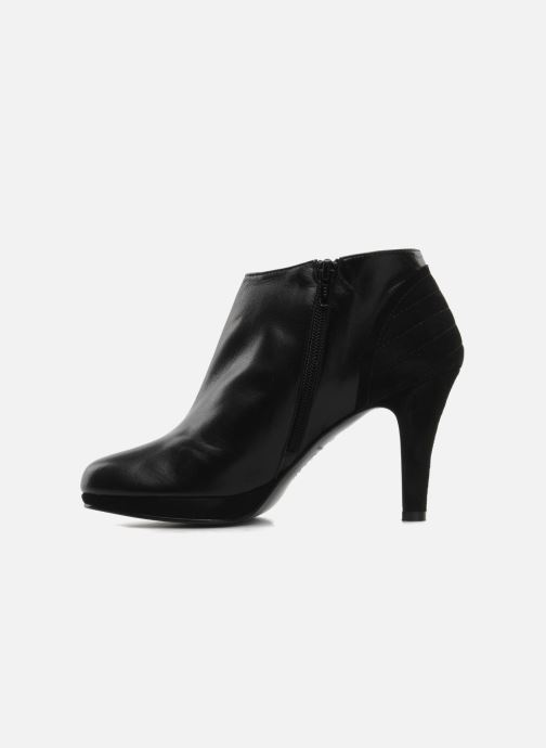 Ankle boots Anna Volodia Aida Black front view