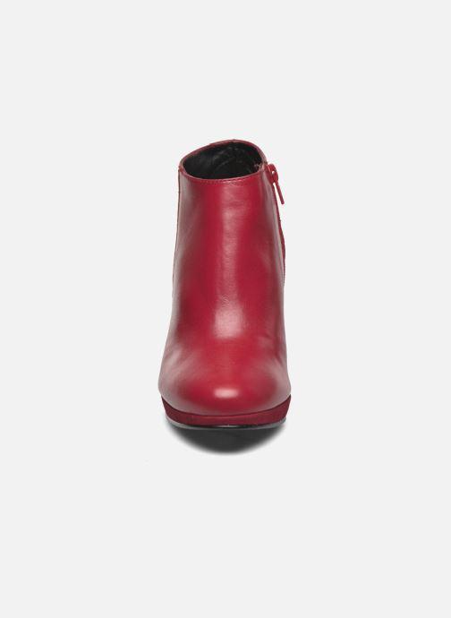 Stiefeletten & Boots Anna Volodia Aida rot schuhe getragen