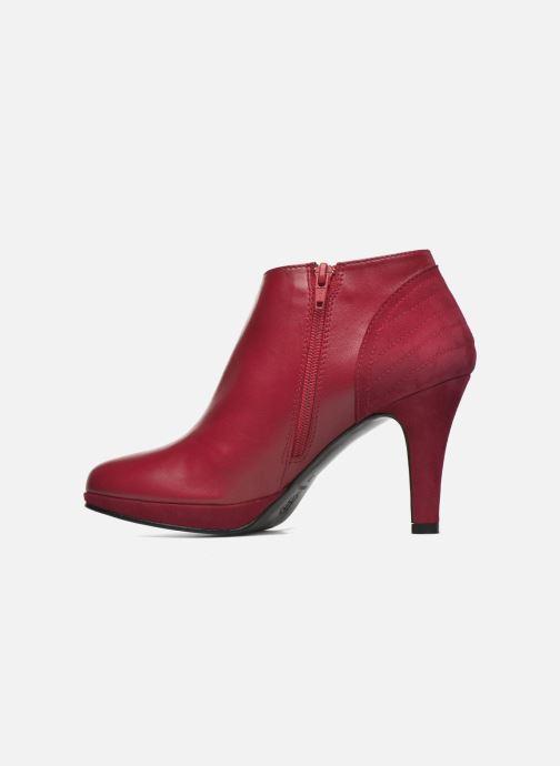 Stiefeletten & Boots Anna Volodia Aida rot ansicht von vorne