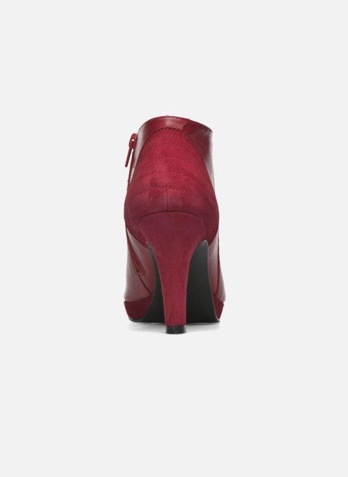 Stiefeletten & Boots Anna Volodia Aida rot ansicht von rechts