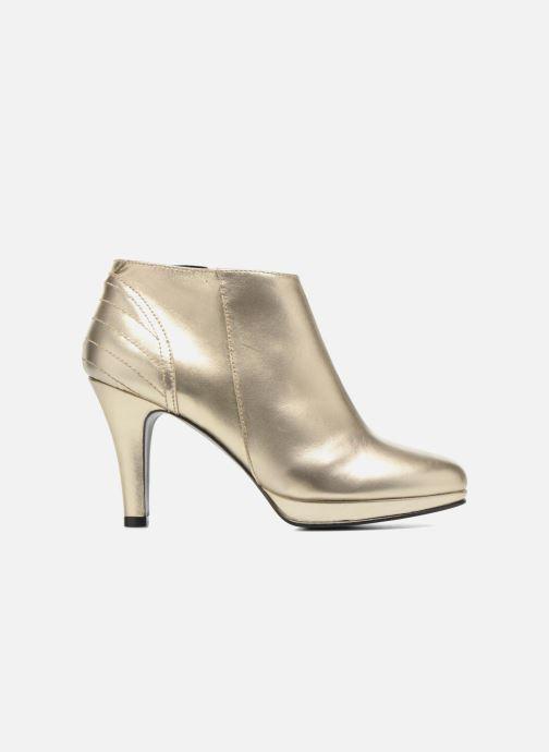 Bottines et boots Anna Volodia Aida Or et bronze vue derrière