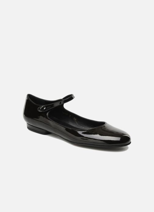 Ballet pumps Anna Volodia Aelan Black detailed view/ Pair view