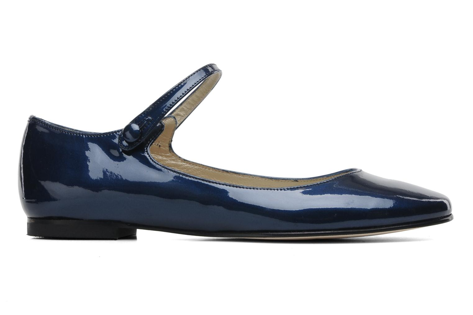 Ballet pumps Anna Volodia Aelan Blue back view