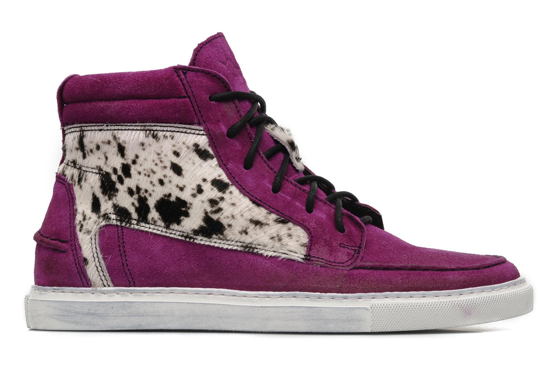 Sneakers Ylati Sibilla High Viola immagine posteriore