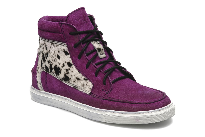 Sneakers Ylati Sibilla High Viola vedi dettaglio/paio