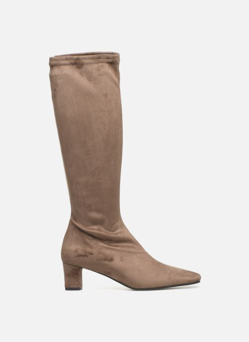 Boots & wellies Elizabeth Stuart EREL 342 Brown back view