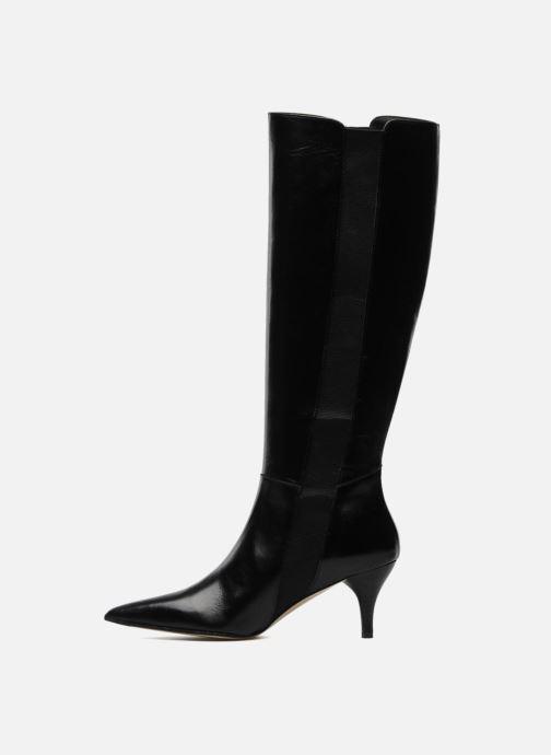 Boots & wellies Elizabeth Stuart Rosa Black front view