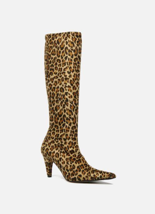 Boots & wellies Elizabeth Stuart Delice Brown detailed view/ Pair view