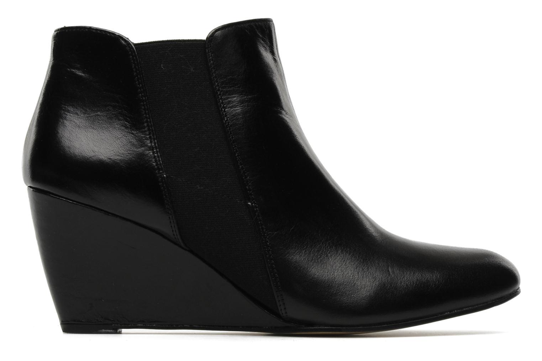 Bottines et boots Elizabeth Stuart Huvea Noir vue derrière