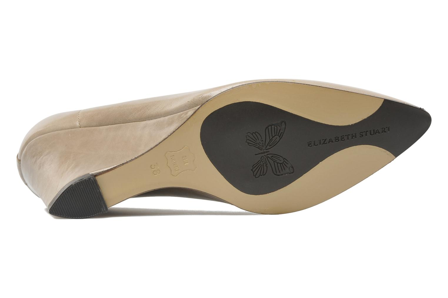 High heels Elizabeth Stuart Coco Beige view from above