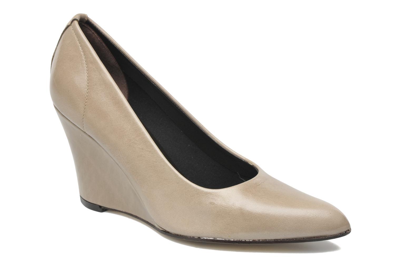 Høje hæle Elizabeth Stuart Coco Beige detaljeret billede af skoene