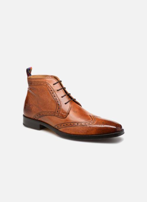 Bottines et boots Melvin & Hamilton Jeff 7 Marron vue détail/paire