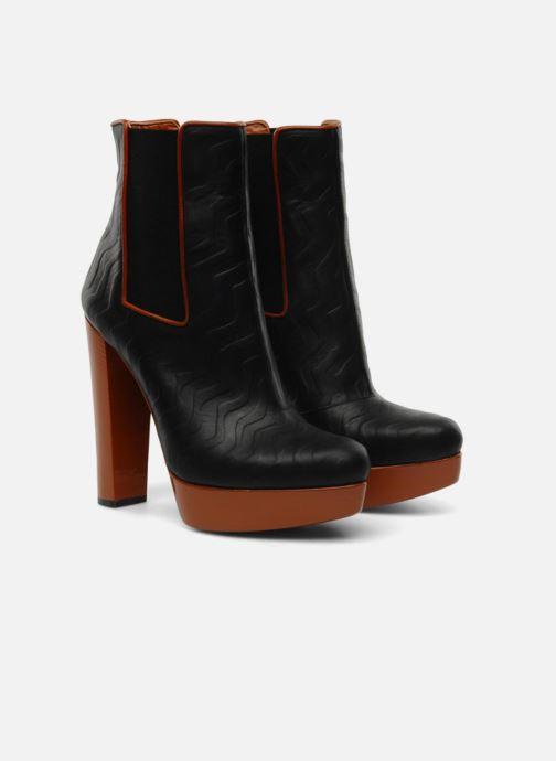 Stiefeletten & Boots Missoni Miranella schwarz 3 von 4 ansichten