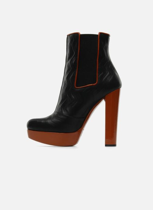 Ankle boots Missoni Miranella Black front view