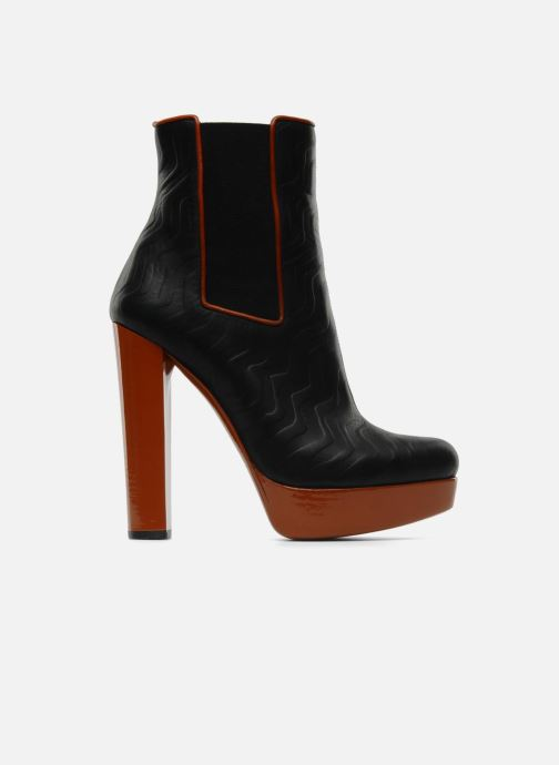 Ankle boots Missoni Miranella Black back view