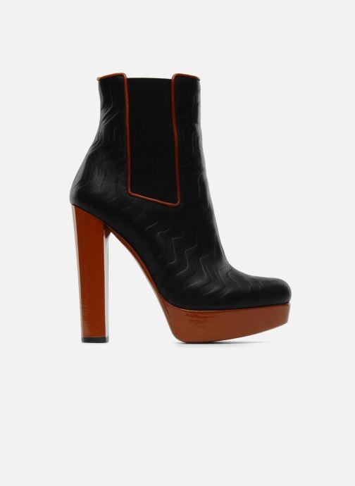 Stiefeletten & Boots Missoni Miranella schwarz ansicht von hinten