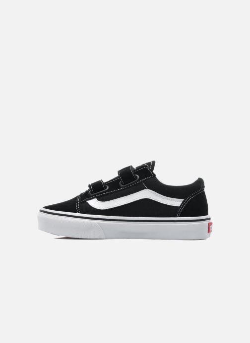 Sneaker Vans Old Skool v schwarz ansicht von vorne