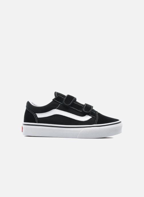 Sneaker Vans Old Skool v schwarz ansicht von hinten
