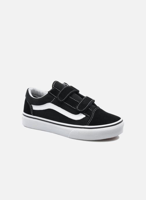Sneakers Vans Old Skool v Zwart detail