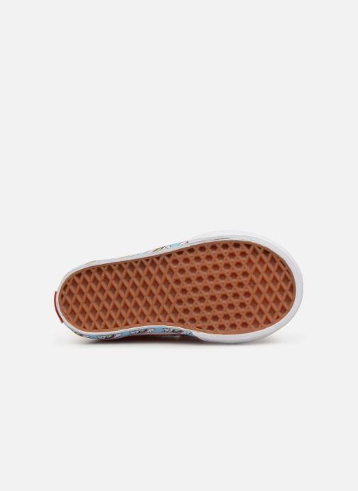 Sneakers Vans Old Skool v Orange bild från ovan