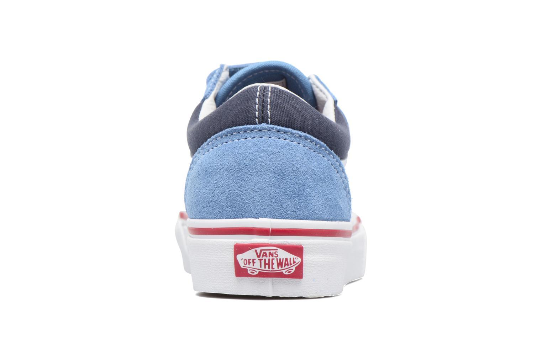 Sneakers Vans Old Skool v Blauw rechts