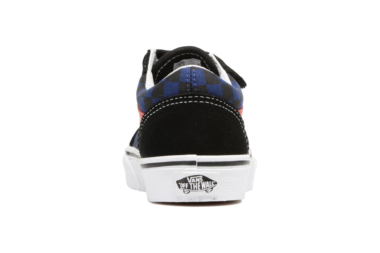 Sneakers Vans Old Skool v Svart Bild från höger sidan