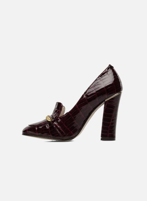 Loafers Mellow Yellow Myartist Burgundy front view