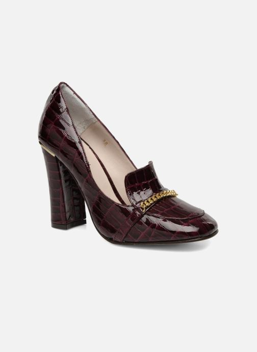 Loafers Mellow Yellow Myartist Burgundy detailed view/ Pair view