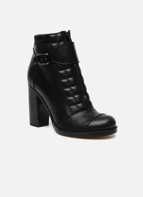Bottines et boots Vanessa Bruno Vahia Noir vue détail/paire