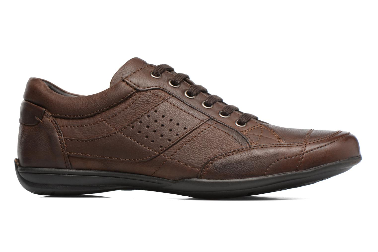 Trainers TBS Ladoga Brown back view