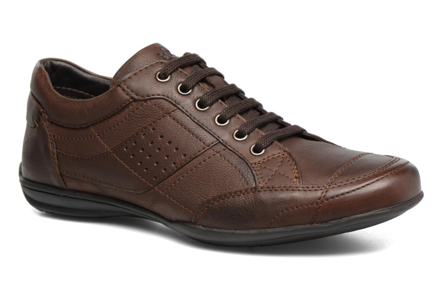 Trainers TBS Ladoga Brown detailed view/ Pair view