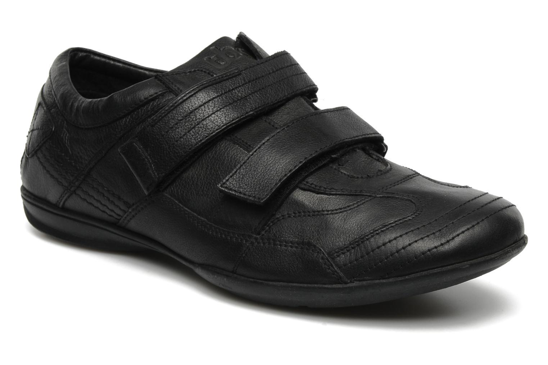 TBS Loriol (Noir) - Baskets en Más cómodo Chaussures femme pas cher homme et femme