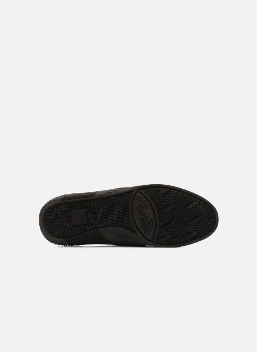 Chaussures à lacets TBS Hauban Marron vue haut