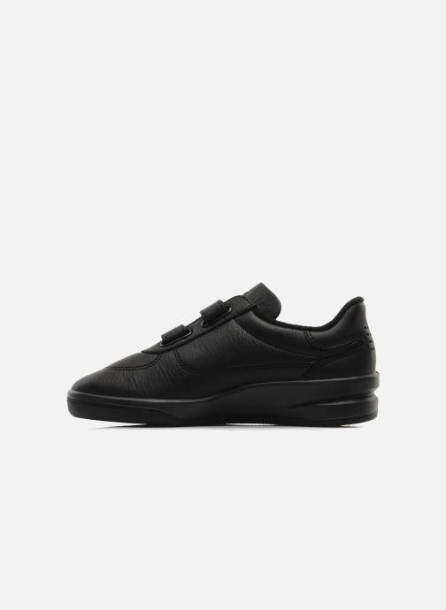Sneakers TBS Easy Walk Biblio Zwart voorkant