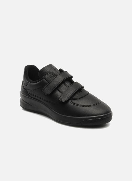 Sneakers TBS Easy Walk Biblio Zwart detail