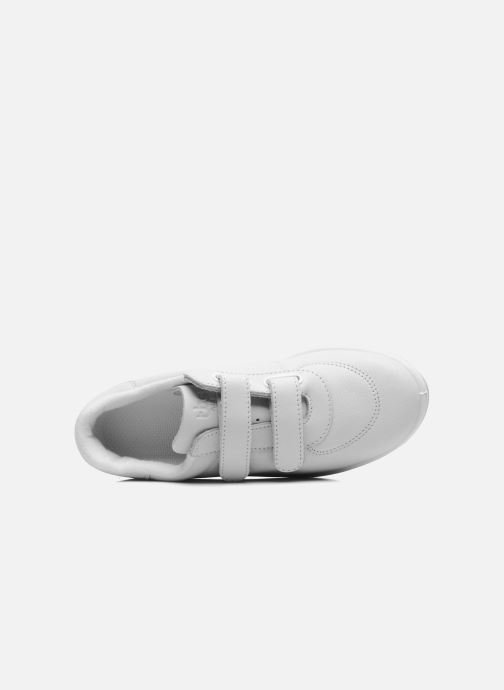 Trainers TBS Easy Walk Biblio White view from the left