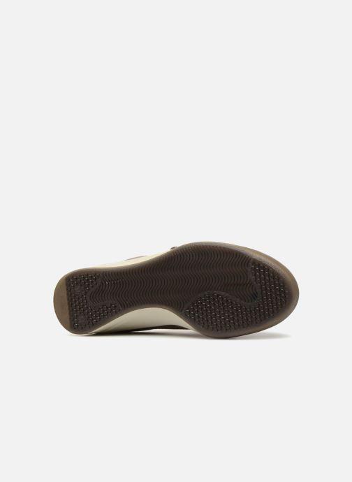 Sneaker TBS Easy Walk Biblio grau ansicht von oben