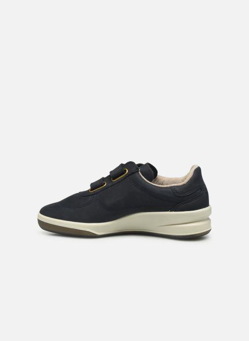 Sneakers TBS Easy Walk Biblio Blauw voorkant