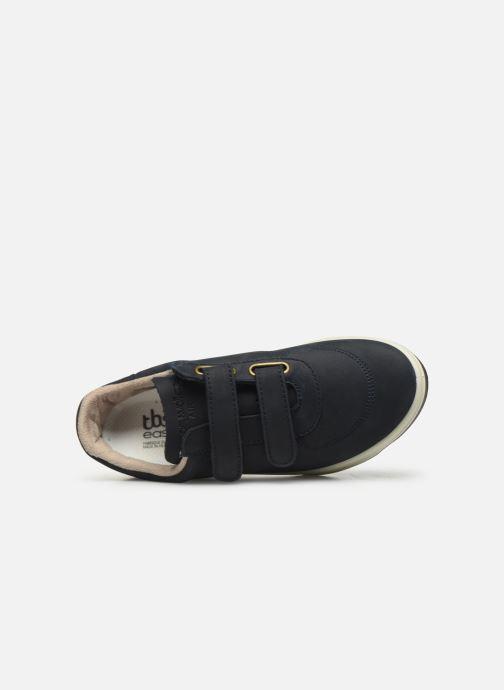 Sneakers TBS Easy Walk Biblio Blauw links