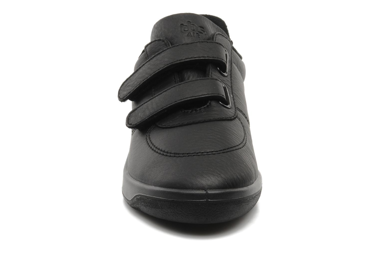Baskets TBS Easy Walk Biblio Noir vue portées chaussures