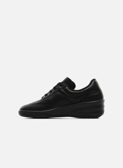 Sneakers TBS Easy Walk Dandys Sort se forfra