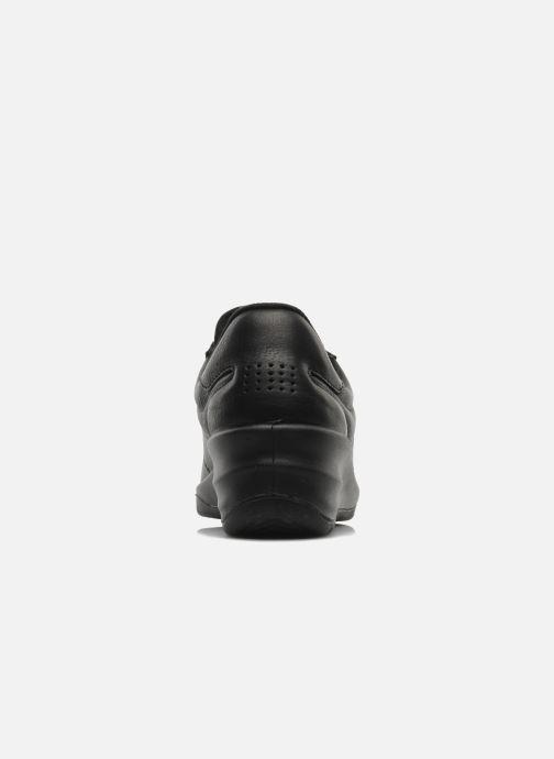 Sneakers TBS Easy Walk Dandys Sort Se fra højre
