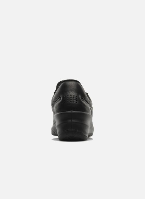 Sneakers TBS Easy Walk Dandys Zwart rechts